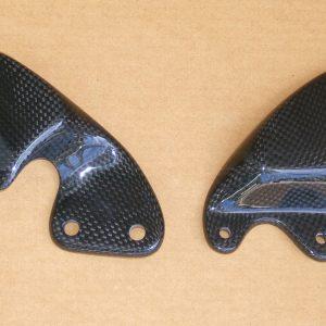 TYGA Fersenschutz Carbon, Aprilia RS125