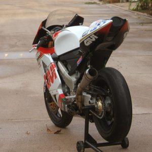"TYGA Heck-Set Race ""RC211V"", Honda NC30"