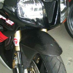 TYGA Vorderradabdeckung Carbon, Honda VTR1000 SP1/SP2