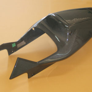 TYGA Heckverkleidung Carbon, Honda VTR1000 SP1/SP2