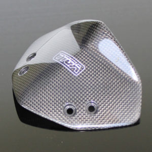 TYGA Instrumentenabdeckung Carbon,  KTM Duke 125/390