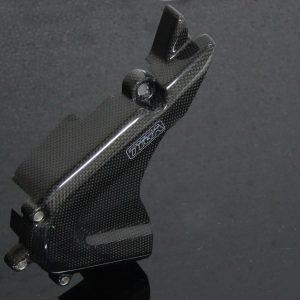 TYGA Ritzelabdeckung Carbon, KTM  Duke390/RC390
