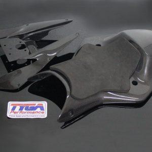 TYGA Heckverkleidung Carbon Street -Cup Style-, KTM RC125/RC390
