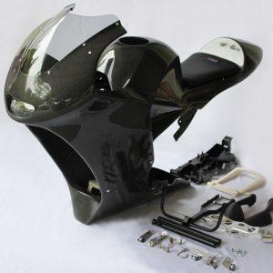 TYGA Verkleidungsset Carbon MiniRacerXtreme, Honda MSX125 GROM