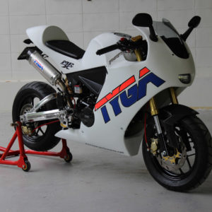 TYGA Verkleidungsset MiniRacerXtreme, Honda MSX125 GROM