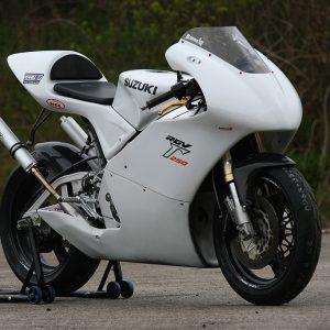 TYGA Verkleidungsset Race ohne Lufteinlass, Suzuki RGV 250