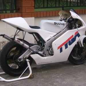 TYGA Heck-Set Race, Suzuki RGV 250