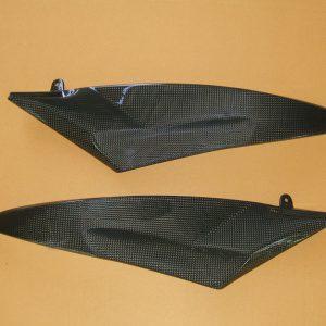 TYGA Tank-Seitenverkleidung Carbon, Yamaha R6 RJ11