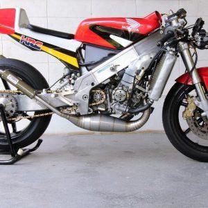 TYGA Auspuffanlage GP-T, Honda RS250R NX5
