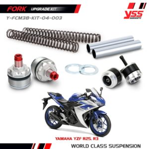 YSS Gabel Upgrade Kit, Yamaha R3