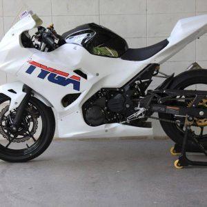 TYGA Verkleidungsset Race, Kawasaki Ninja 400