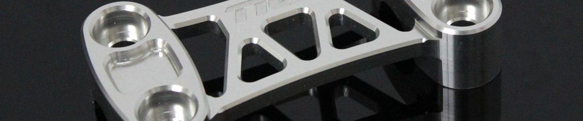 TYGA Riserabdeckung CNC Alu, Honda MSX 125 GROM / Monkey 125 2018