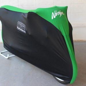 TYGA Abdeckhaube grün/schwarz Ninja