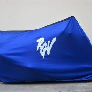 TYGA Abdeckhaube blau/schwarz RGV