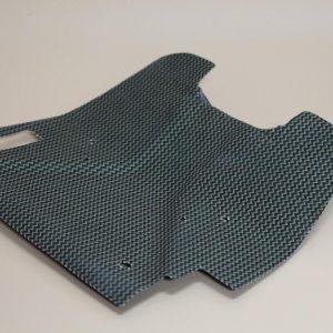 TYGA Schutzabdeckung Kevlar, Honda RS250 NX5