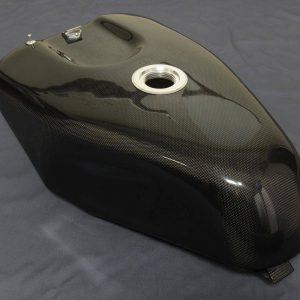TYGA Carbon Tank, Honda RS250 NX5