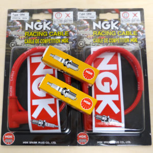 NGK Set, RS250 / RGV250