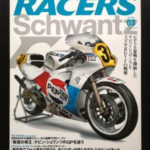 RACERS Magazin Vol. 03 Suzuki RGV 500 Kevin Schwantz