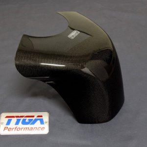 TYGA Tank Cover Carbon, Suzuki RGV250