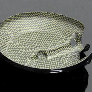 TYGA Kupplungsdeckelschutz Carbon, Suzuki RGV250