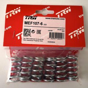 TRW Kupplungsfedern verstärkt, RS250 / RGV250
