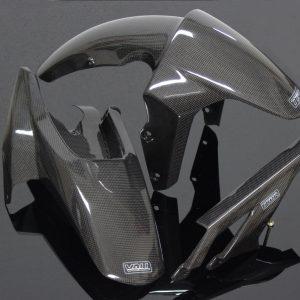 Carbon-Set, Aprilia RS125 (2012-2014)