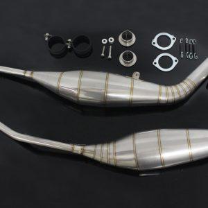 TYGA Auspuffanlage Gp-Style Edelstahl, Honda NSR250 MC28