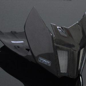 TYGA Bugverkleidung Carbon, KTM Duke 390