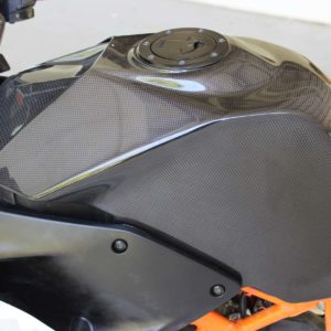 TYGA Tankverkleidung Carbon, KTM RC125/RC390