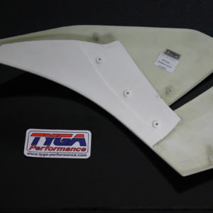 TYGA Seitenverkleidung -A- GFK rechts, KTM RC125 / RC390