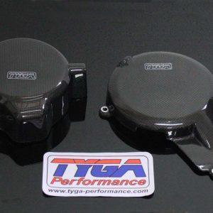 TYGA Motorschützer Carbon (Satz), KTM RC390