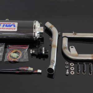 "TYGA / KITACO Power Kit ""Carbon"", Honda MSX125 GROM"