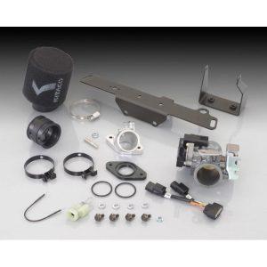 KITACO Drosselklappeneinheit für 181cc NEO, Honda MSX125 GROM