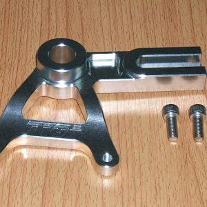 Bremssattelträger hinten CNC Alu für 84mm Brembo, Suzuki RGV250