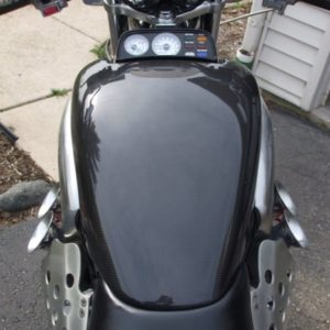 TYGA Tankabdeckung Carbon, Yamaha V-Max