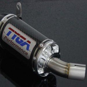 TYGA Endschalldämpfer Carbon, Yamaha R3