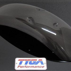 TYGA Vorderradabdeckung Carbon, Honda Monkey 125 2018