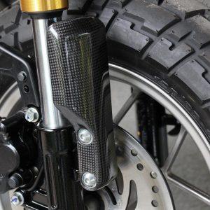 TYGA Gabelschutz Carbon, Honda Monkey 125 2018