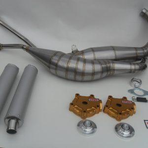 **Aktionspreis** TYGA-VHM Performance Set Carbon, Suzuki RGV250 / Aprilia RS250