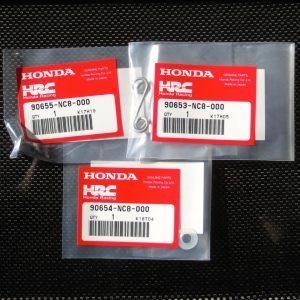 Honda HRC Schnellverschluss komplett