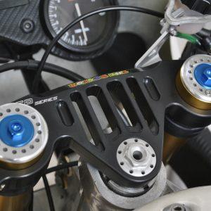 MELOTTI Gabelverschlusskappen, Aprilia RS125