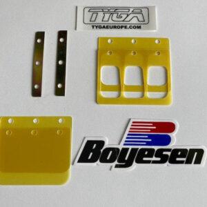 Boyesen Doppelmembrane, Aprilia RS125