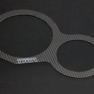 TYGA Carbon Instrumentencover, Suzuki RGV 250 VJ21